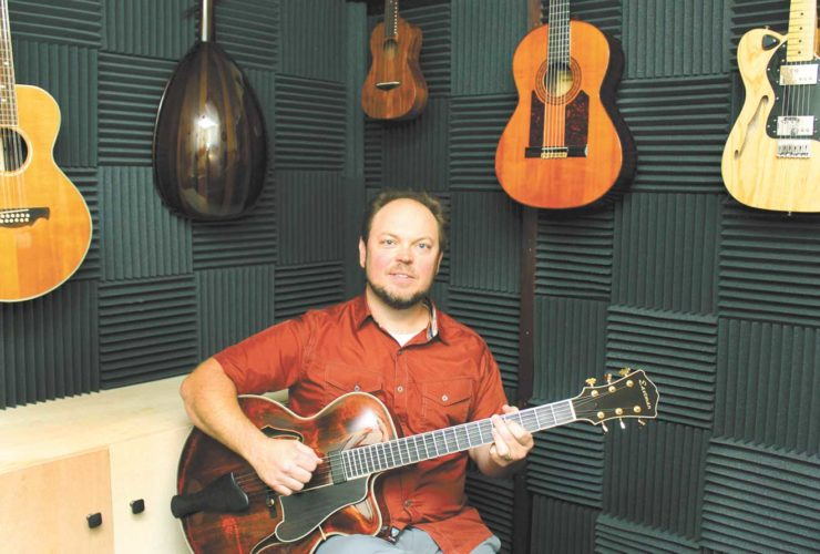 THOMAS NIEBRZYDOWSKI HAS opened up the Major 10th Music Studio in the Midtown Mall in Iron Mountain in the kiosk across from the Christopher and Banks store. A grand opening at the studio will be 10 a.m. to 3 p.m. Saturday.