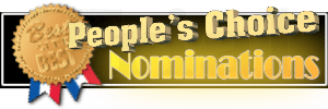 People's Choice Nominations