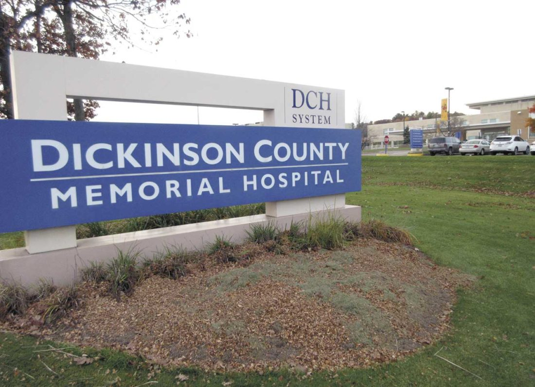 OFFICIALS WITH DICKINSON County Healthcare System announced this morning they have signed a letter of intent to be acquired by Green Bay, Wis.-based Bellin Health Systems. (Theresa Proudfit/Daily News photo)