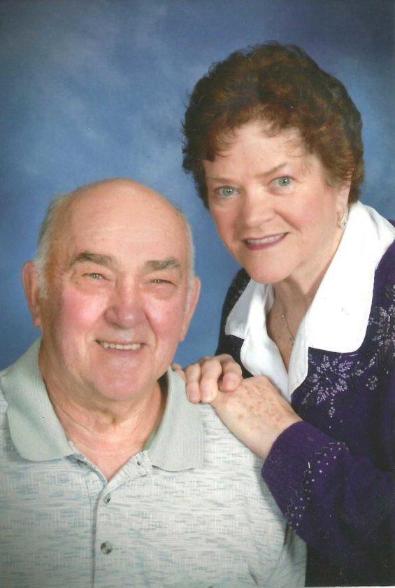 Richard and Jeanette Zychowski