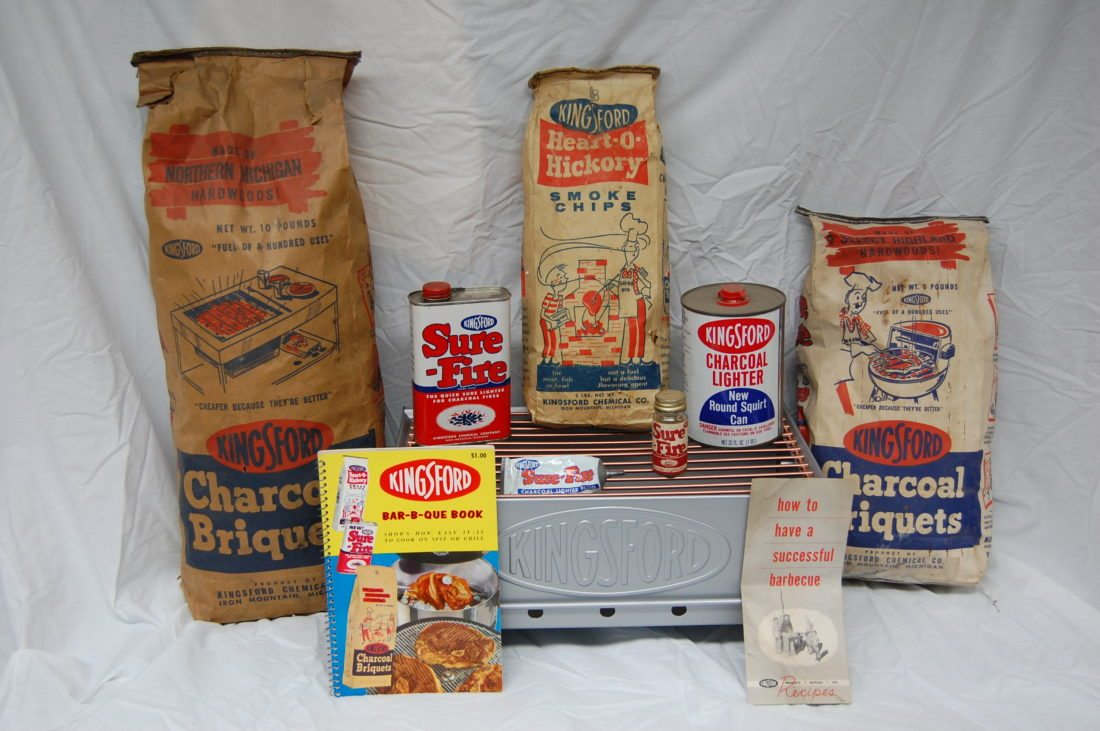 Kingsford fuel the burning history of charcoal briquettes