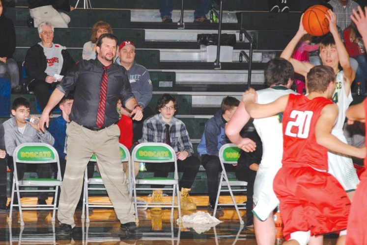 West Iron County grad Dave Lindbeck is in his second season of leading Wausaukee High School's boys basketball program. The Rangers knocked off Florence on Monday for their sixth win of the season. (Burt Angeli/The Daily News)