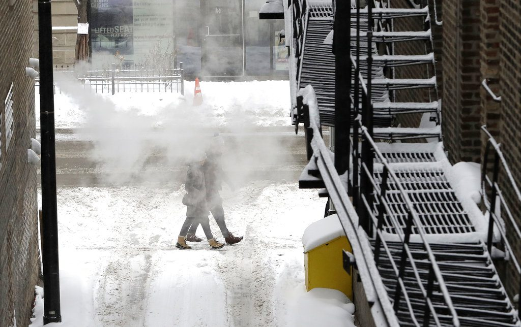 As Much As Foot Of Snow Expected In Midwest Storm News