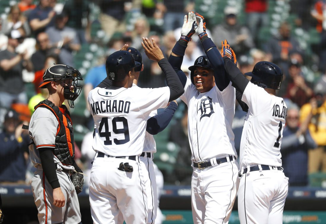 In bid to avoid rain, Tigers-Orioles change game time for Wednesday