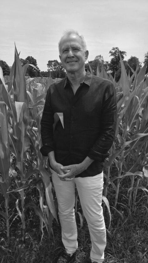 Submittedphoto Alan Gibson, novelist and Shepherd University adjunct instructor.