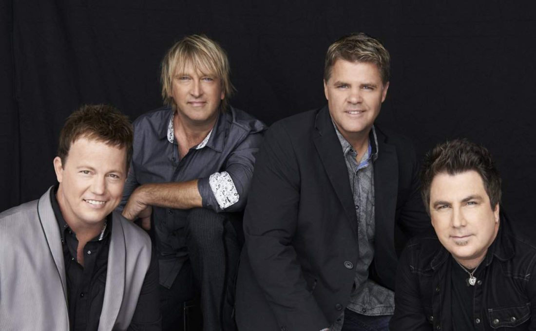 Courtesy photo Country group Lonestar is shown in a promotional photo. Lonestar will be coming to the Weinberg Center for the Arts in Frederick, Maryland, on Wednesday, Nov. 2.