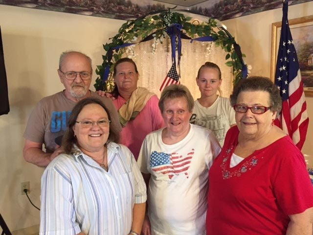 The Berkeley County Association of Retired School Employees held it first monthly meeting Sept. 20 at the South Berkeley Baptist Church with Scott Rogers, the Humana representative. He updated all the members present with the latest insurance information as well as answering questions members had. Pictured is Thelma Jenkins and her kitchen crew from the South Berkeley Baptist Church, who prepared the delicious meal that day. The next BCARSE meeting will be held at noon Tuesday at the Bedington Ruritan Club. Reservations must be made prior to the meeting by calling Mike Athey at 304-876-3688. Bill Milam, executive director of the WVARSE will be the guest speaker. A nominating committee will be appointed for the upcoming election in the spring of 2017. Bylaw requirements impose term limits. Food for the Rescue Mission is requested.  (Submitted photo)