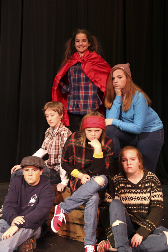 apollos best christmas pageant ever sure to be a blast news sports jobs journal news - Best Christmas Pageant Ever