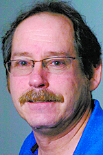 Rick Kozlowski 01-27-09 Office Portrait. (Journal Photo by Ron Agnir)