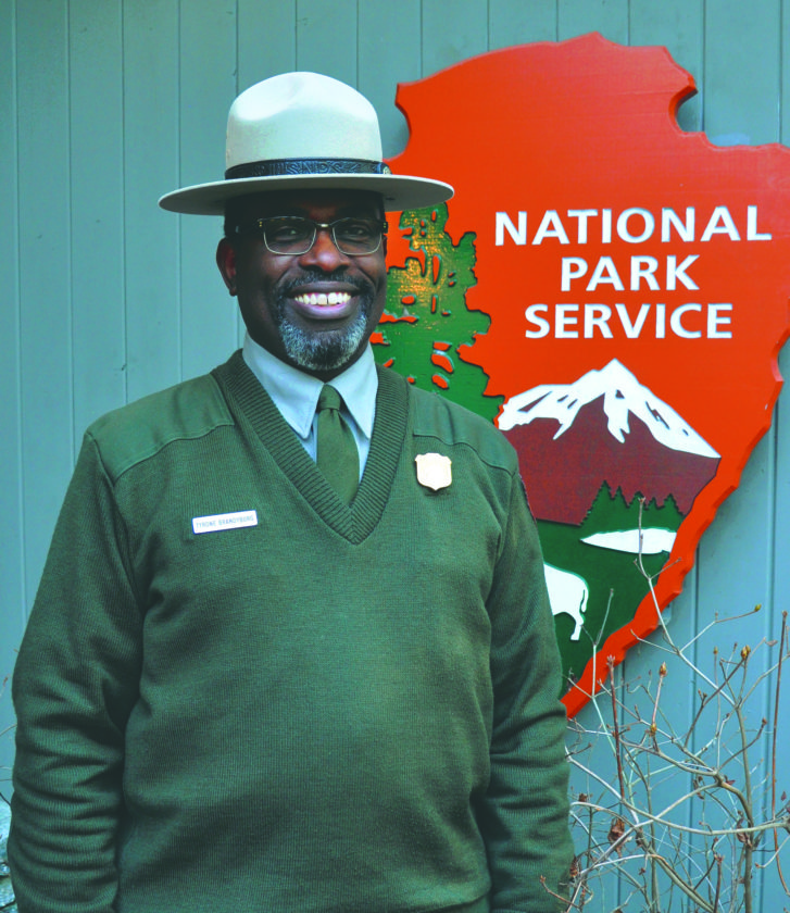 (Submitted photo) Tyrone Brandyburg, the new Harpers Ferry National Historical Park superintendent, is shown.