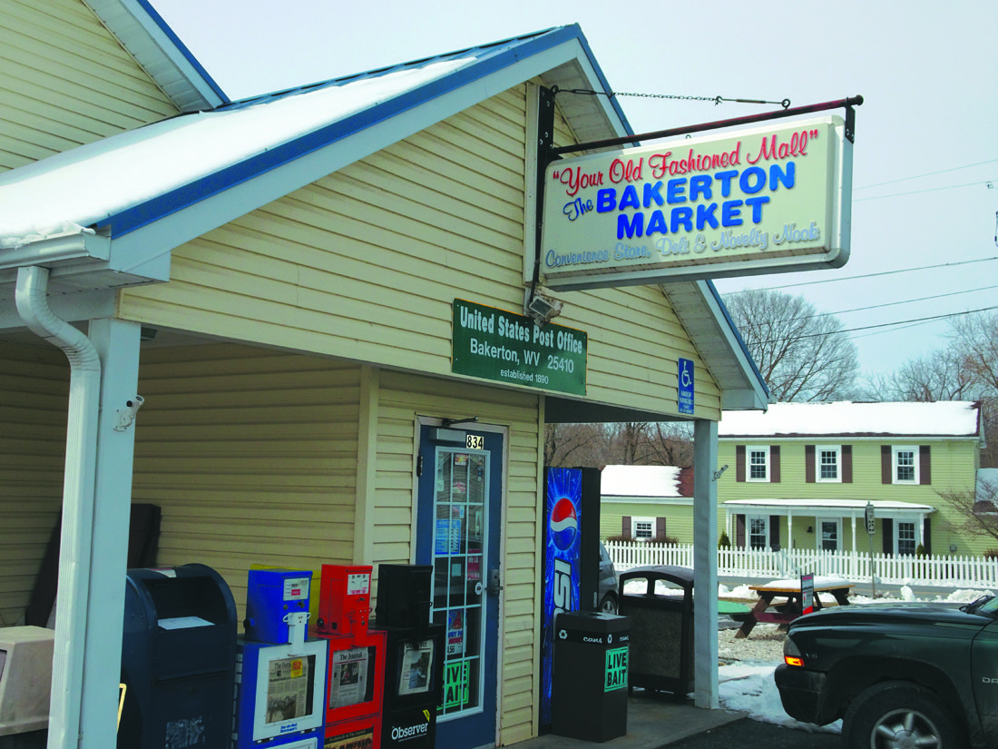 The Bakerton Market has played a key role in the community for many years.