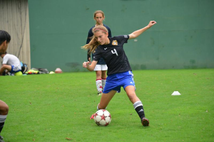 Annie Martin started her soccer career in the Eastern Panhandle and has taken her game to the next level, including recently being asked to play for Virginia's Olympic Developmental Program team on a trip to Germany.