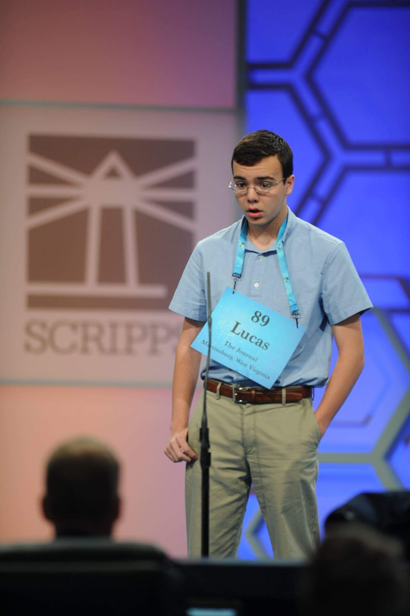 Local student participates in National Spelling Bee | News ...