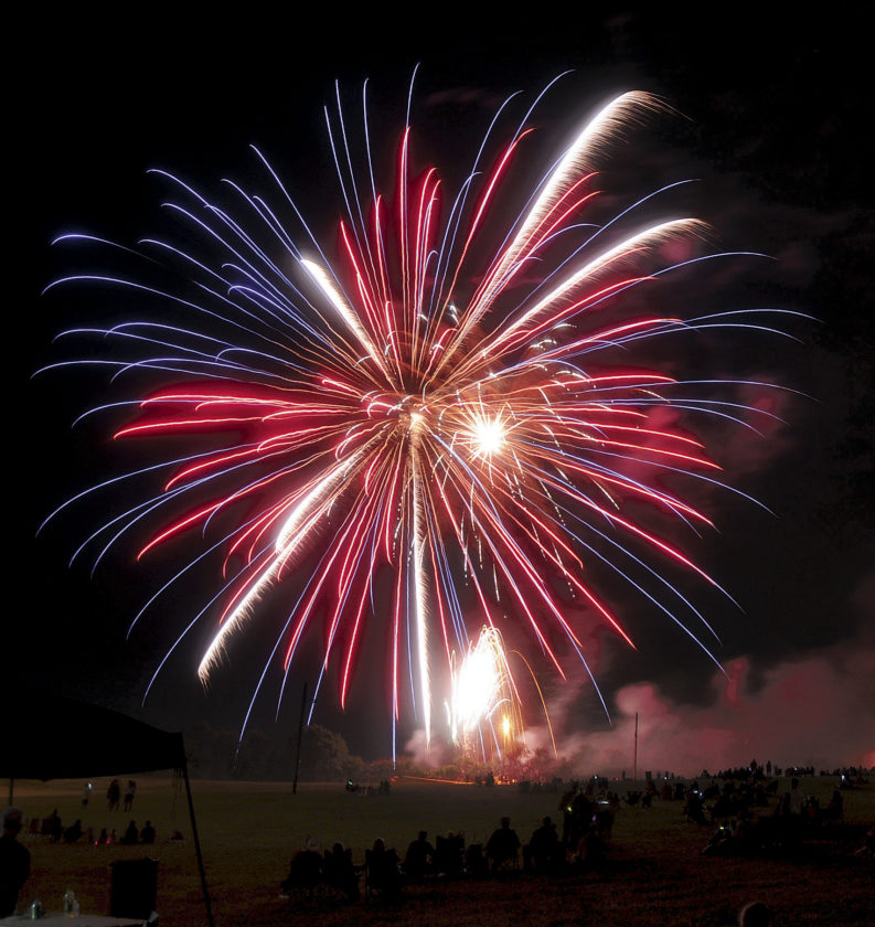 Find Fourth of July fireworks, concerts and celebrations near you