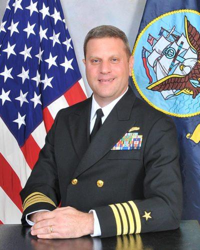 Capt. Heath Marcus