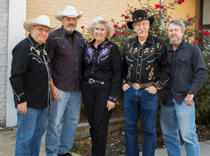 'Patsy's Honky Tonk Torch and Twang' band will perform in Berkeley Springs on Saturday. (Submitted photo)