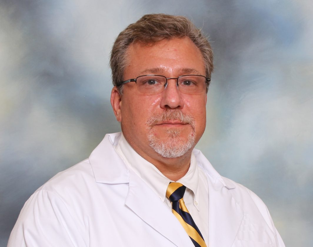 John Caruso, MD,  WVU Medicine  Brain and Spine