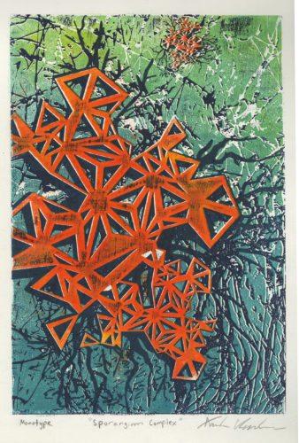 A print from Acadia Kandora