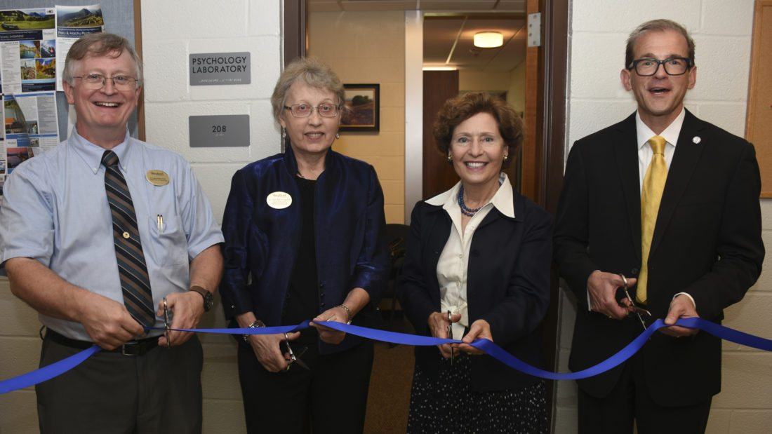 Shepherd University Opens New Psychology Lab News Sports Jobs