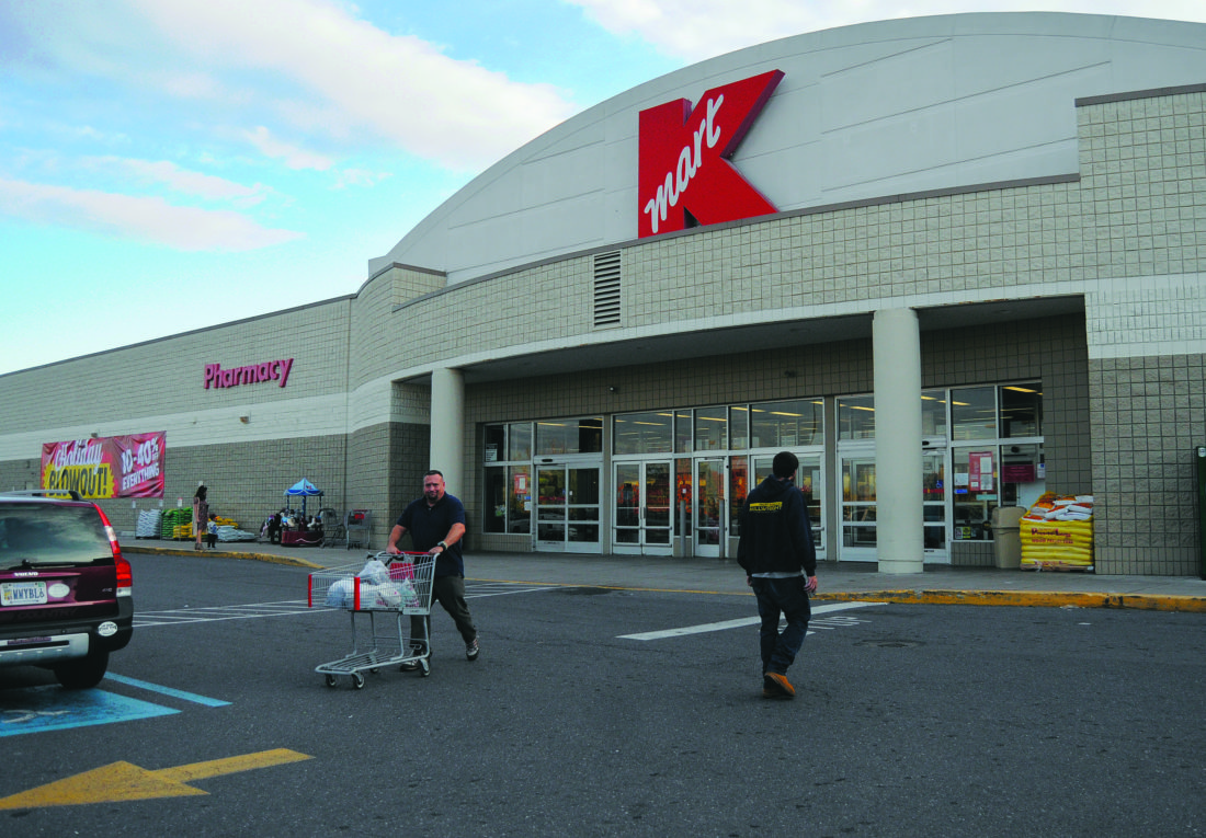 03 KMart Closing2 Ra 11 02 17 Sears Holding Co Announced Thursday It Will Close 18 Stores And 45 Kmart Locations Including The Store In