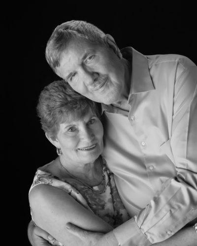 Joseph and Virginia Bayne