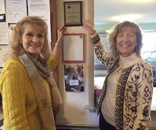Jefferson Co. Meals on Wheels receives Community Service Award