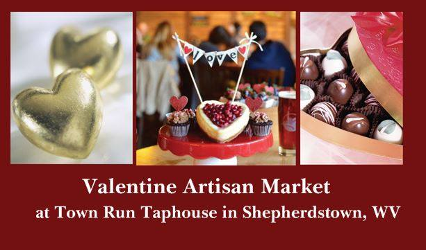 Photo courtesy of Valentine's Handmade Market Facebook page