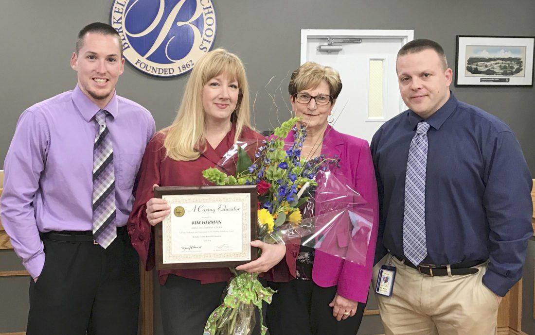 ACE teacher honored | News, Sports, Jobs - Journal News