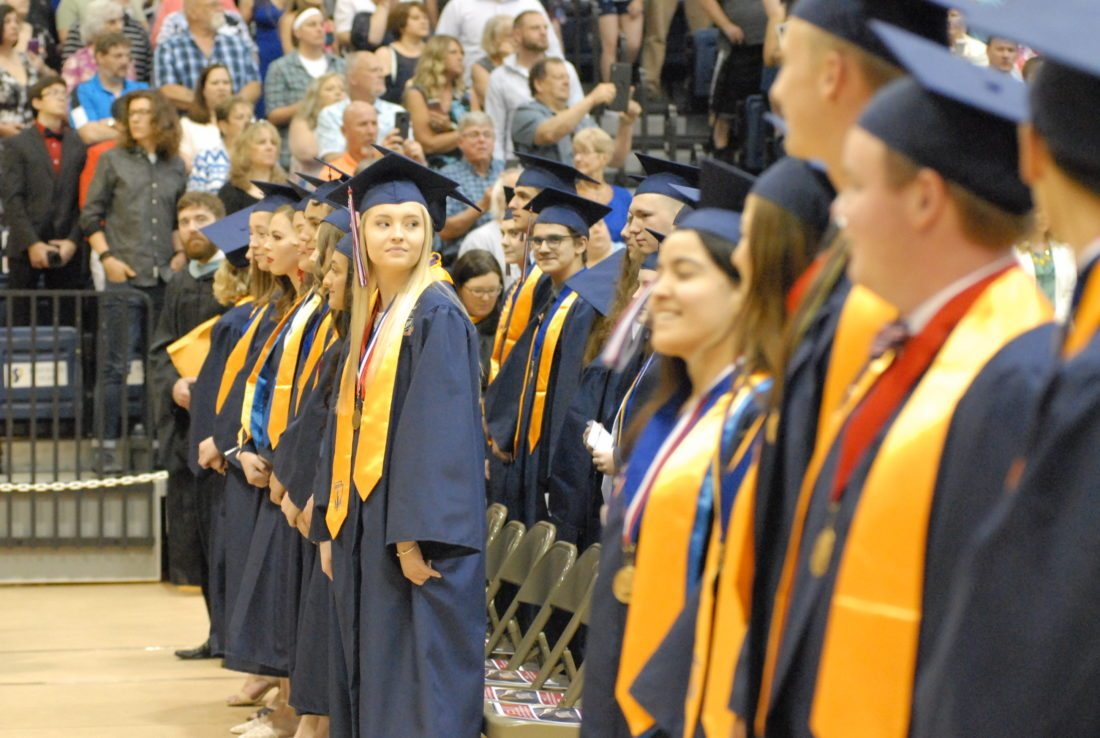 Washington graduates told \'your story of life starts now\' | News ...