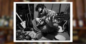 Musician Rob Banye