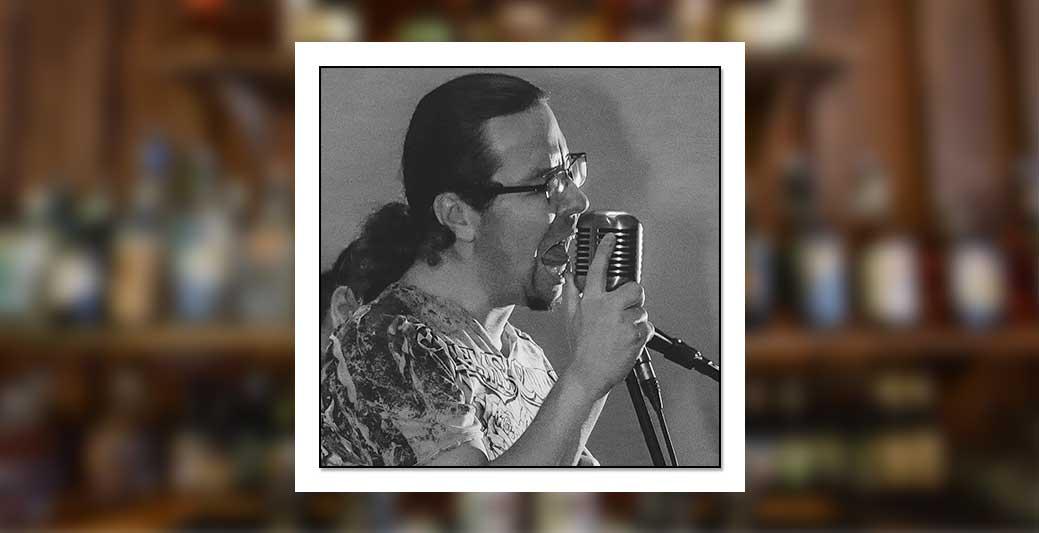 Musician Russell Wilburn