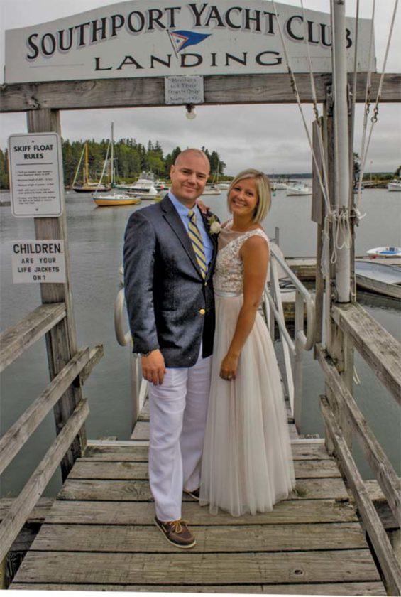 Mr. and Mrs. Radasch