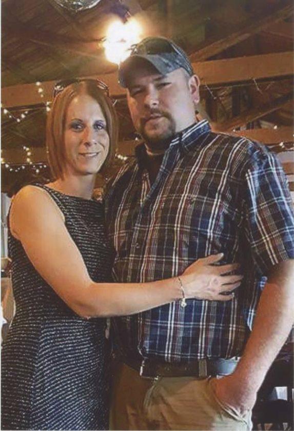 Melissa Carpenter and Christopher Henry