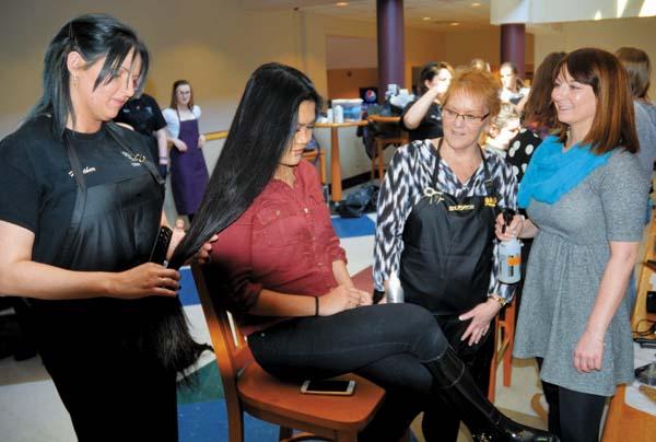 FMCC hosting Pantene event | News, Sports, Jobs - Leader Herald