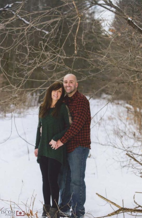 Erica Joseph and Bryan Runkle