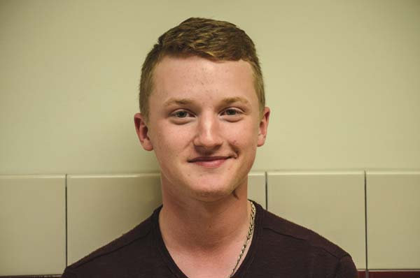 Fonda-Fultonville's Adam DeSorbo will compete at the New York State   Public High School Athletic Association golf championship in Ithaca. (The Leader-Herald/James A. Ellis)