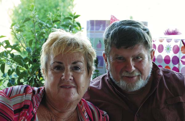 Richard and Linda Bumpus