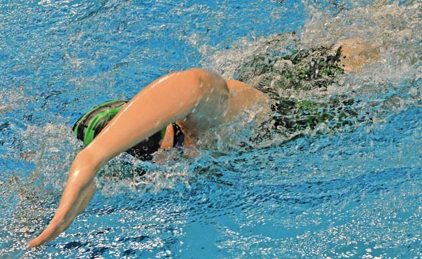 2017 High School Girls Swimming Preview Taking The Plunge News Sports Jobs Leader Herald