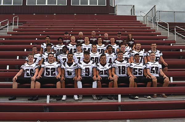 The 2017 Gloversville Huskies (The Leader-Herald/James A. Ellis)
