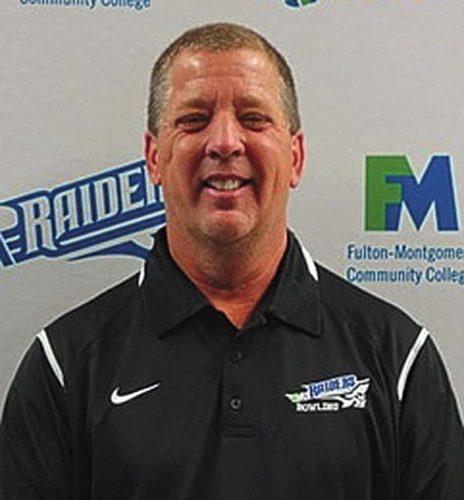 Coach Dave Hayward