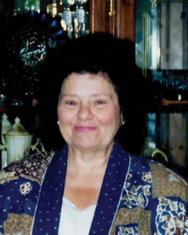 Betty Weaver Talcott