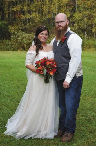 Mr. and Mrs. Sayles