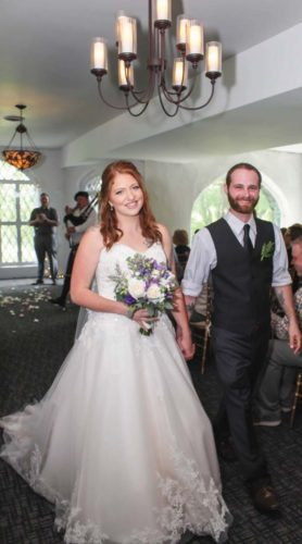 Mr. and Mrs. David