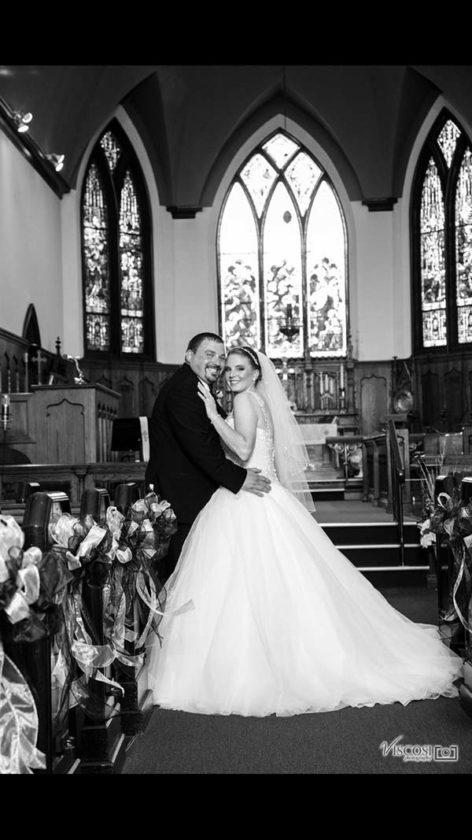 Mr. and Mrs. Drnek