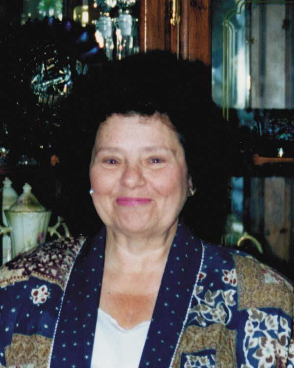 Mrs. Betty Talcott