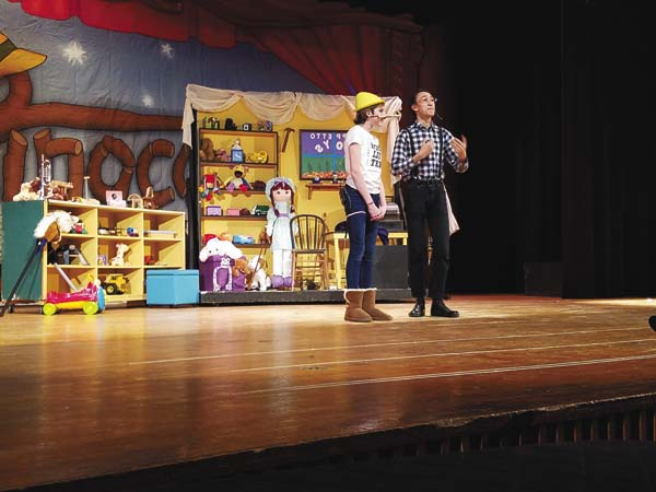 """My Son Pinocchio Jr."" will be presented at Gloversville High School tonight at 7 p.m. and Saturday at 2 and 7 p.m. (Photo submitted)"