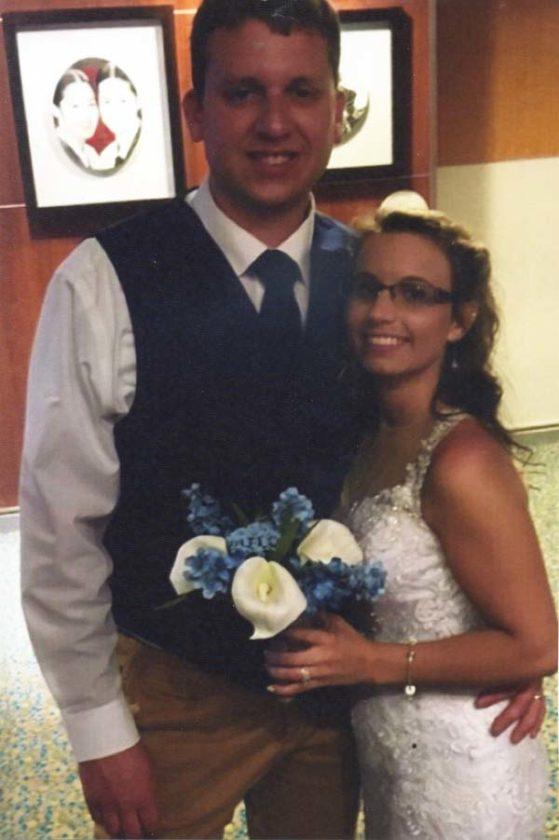 Mr. and Mrs. Kordyjak