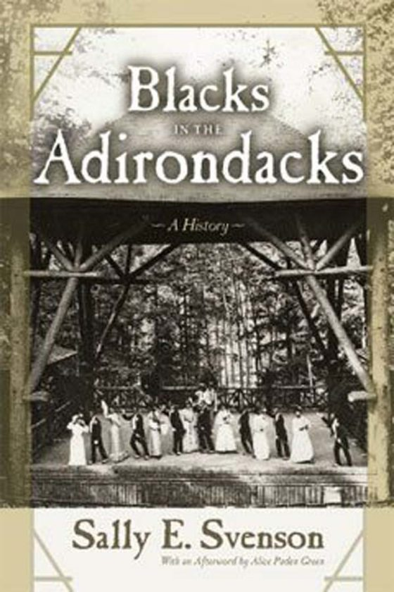 web blacksInAdirondacks