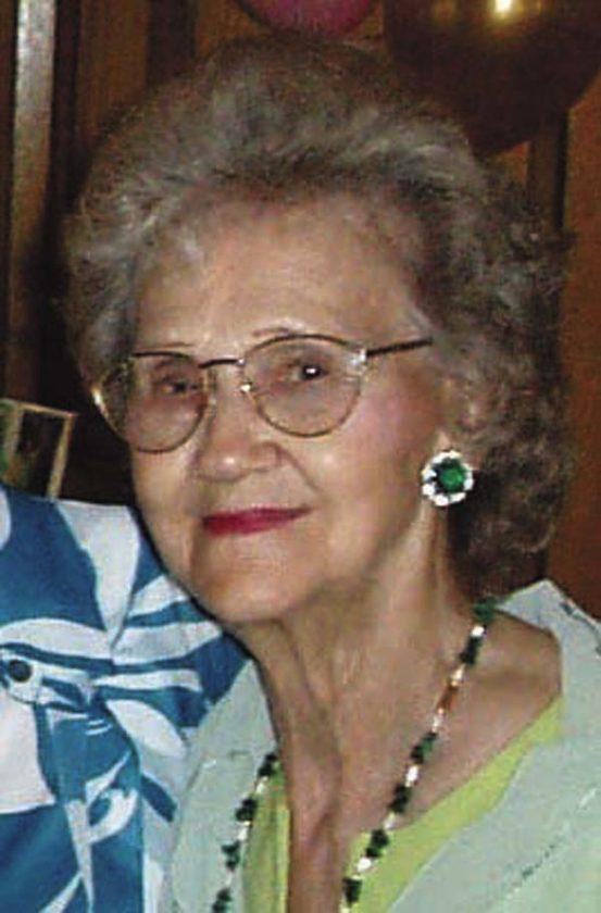 Rosemary Lane Widmer Pierce