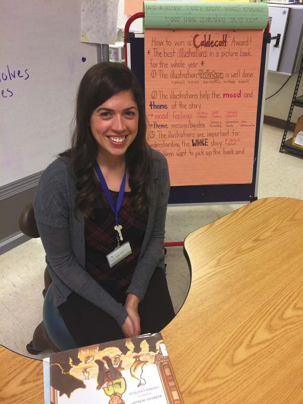 Broadalbin Perth Teacher Earns National Board Certification News
